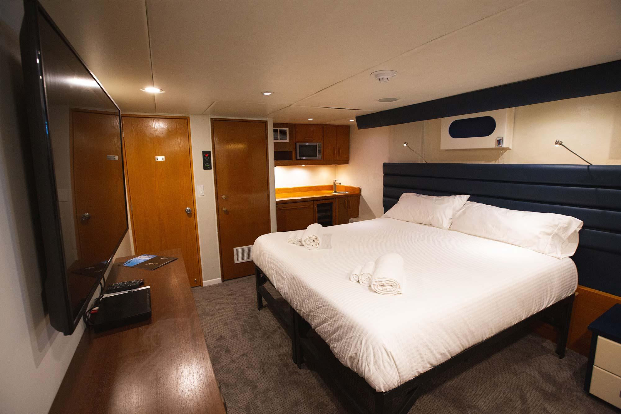 Nautilus Gallant Lady Premium suite