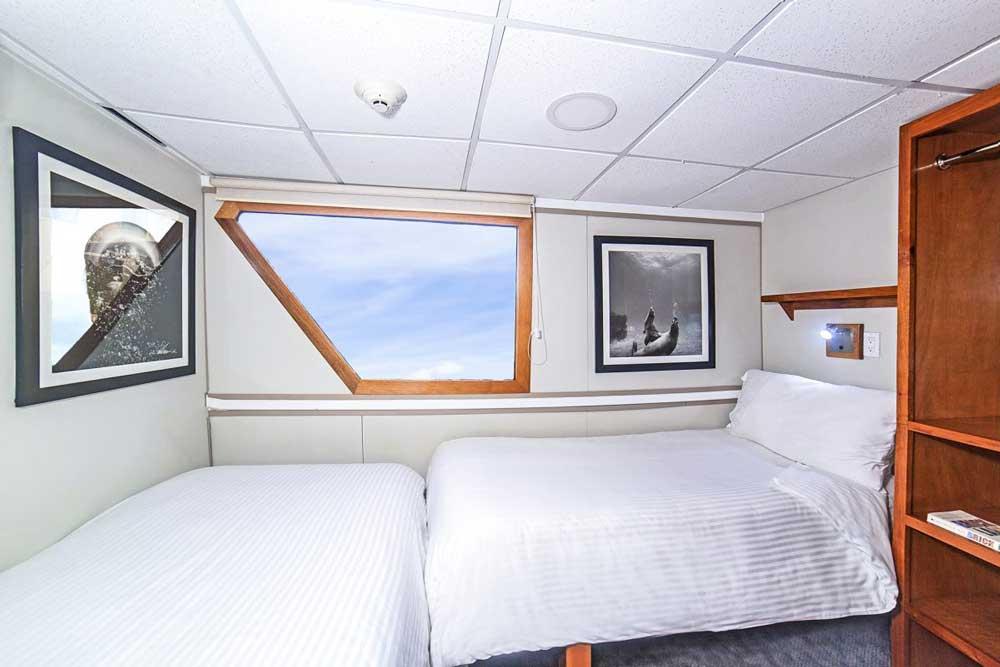 Nautilus ADA Compatible Stateroom