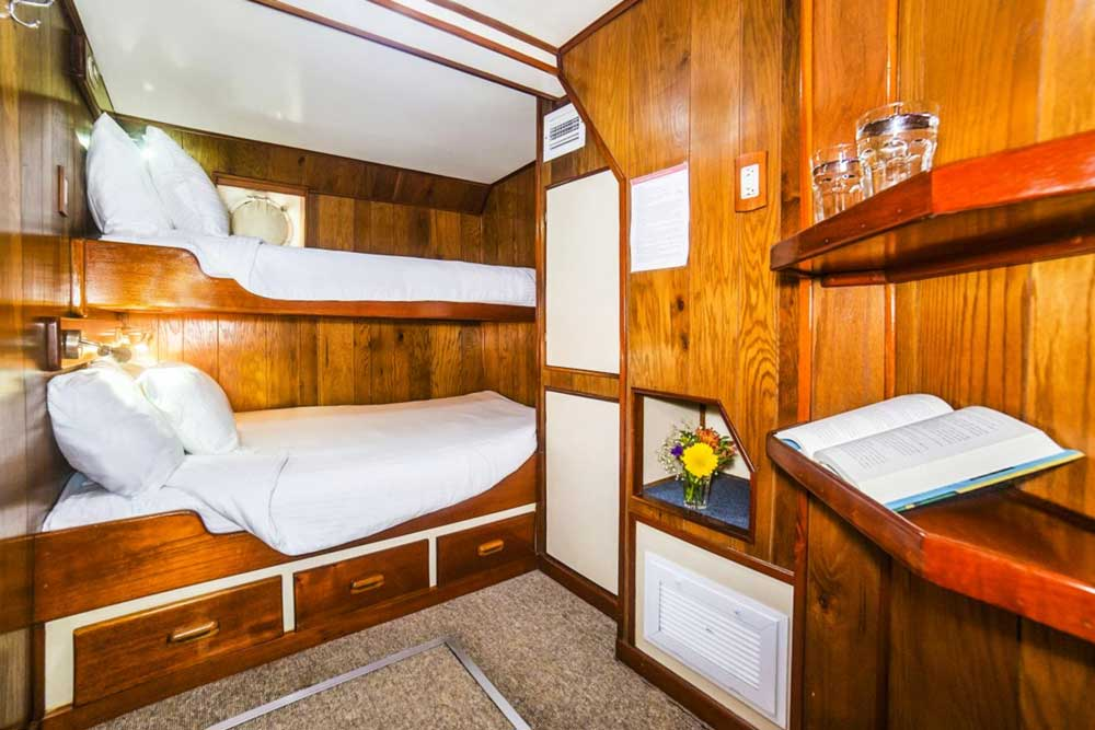 Undersea Stateroom A