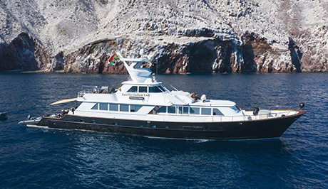 Meet the Nautilus Gallant Lady in Cabo san Lucas