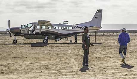 San Ignacio Flight