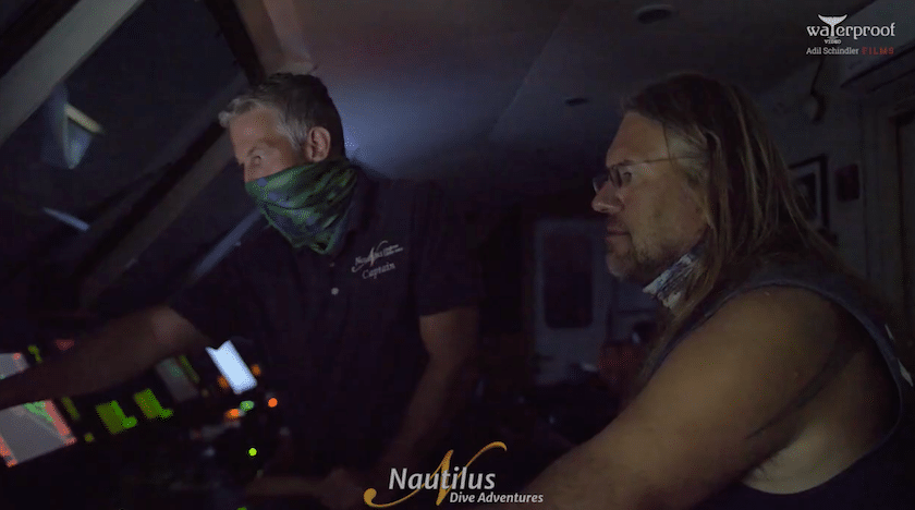 Sten Johansson, Vikingo and Captain Gordon