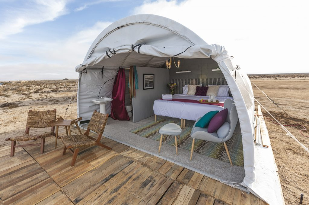 glamping mexico
