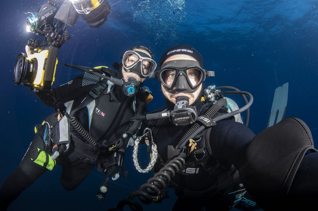 eco diving