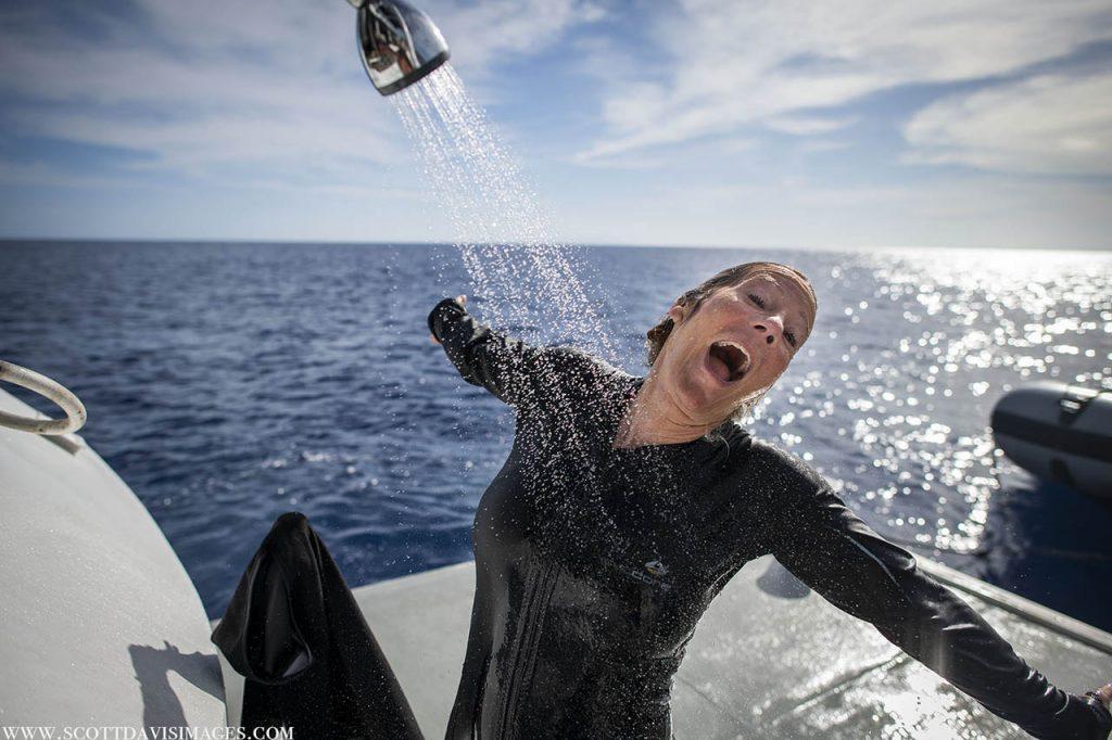 diving Socorro