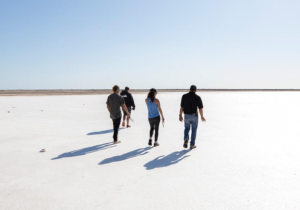 San Ignacio Lagoon, Salt Flats - © Dany Taylor