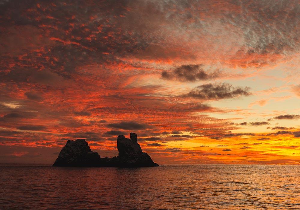 Socorro, Sunset